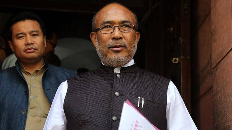 Manipur CM warns action against people involved in political violence