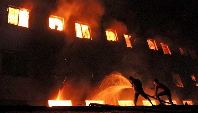 Fire At GMCH: Complaint Against Safety Lapse