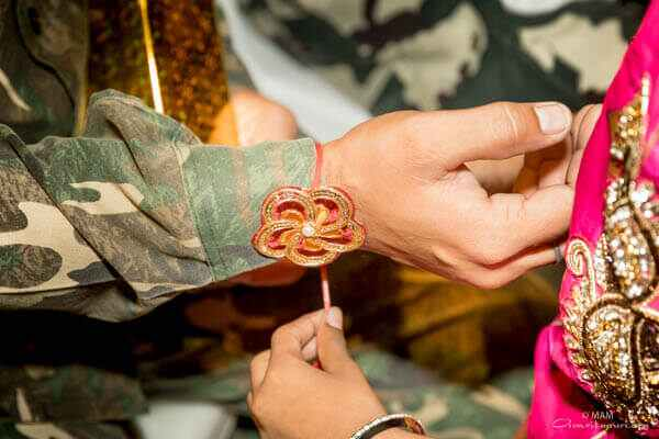NMA criticized Naga women for allegedly tieing 'Rakhis' on wrists