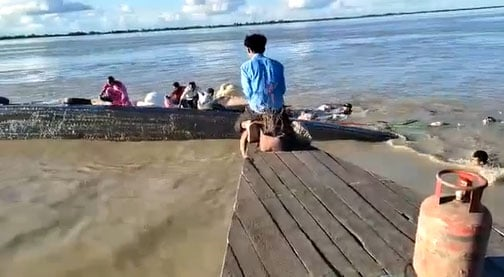 Body recovered from Brahmaputra River, suspected to be missing Bikramjit